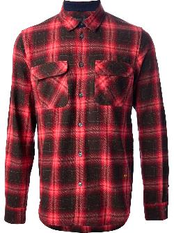 MARC BY MARC JACOBS  - plaid shirt