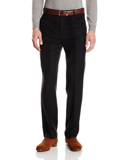 Kenneth Cole Reaction - Modern Flat-Front Dress Pants