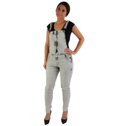 Lee Cooper - Wash Denim Overalls