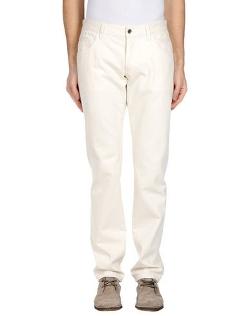 Dolce & Gabbana - Low Waisted Denim Pants
