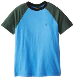 Volcom  - Fall Peaks Raglan T-Shirt