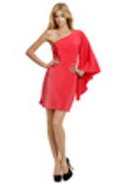Nicole Miller - Rosario Poncho Dress