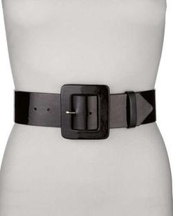 Neiman Marcus - Covered Buckle Belt