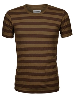 Mbj Mens - Striped Short Sleeve T Shirt