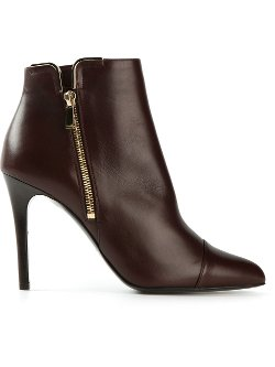Lanvin  - Pointed Toe Ankle Boots
