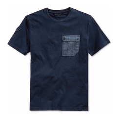 Sean John - Flight Short-Sleeve Pocket T-Shirt