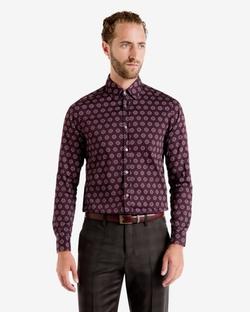 Ted Baker - Beastie Spot Print Shirt