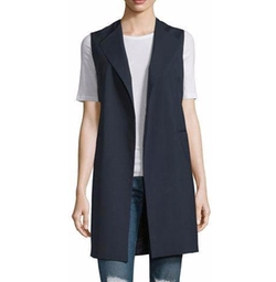 Peserico - Stretch-Crepe Vest
