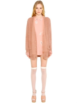 Red Valentino - Mohair Wool Cardigan