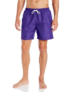 Trunks - San-O Solid Swim Short