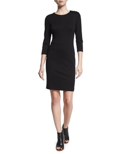Peserico - Punto Milano Sheath Dress