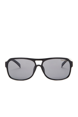 English Laundry - Square Double Bridge Wayfarer Sunglasses