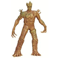 Marvel  - Guardians of The Galaxy Galactic Battlers Groot Figure