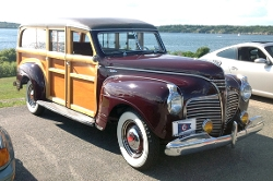 Plymouth  - 1941 Woody Wagon