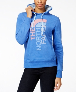 The North Face - Trivert Pullover Logo Hoodie
