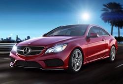 Mercedes-Benz - E-Class Coupe