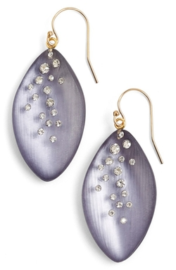 Alexis Bittar - Leaf Statement Earrings