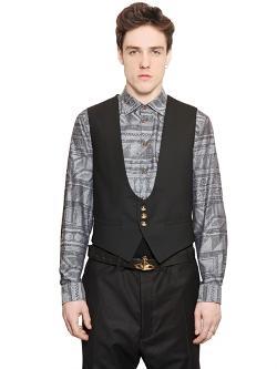 Vivienne Westwood  - Cool Wool Vest