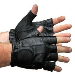 Daytona Bikers Wear - Leather Motorcycle Gloves