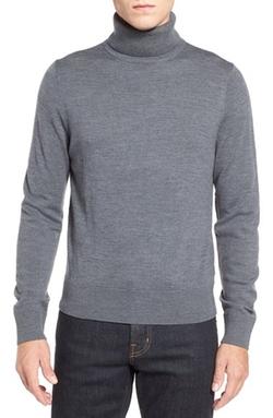Brooks Brothers - Wool Turtleneck Sweater