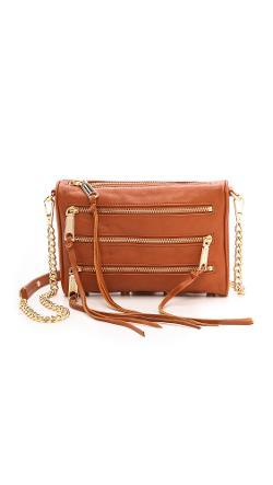 Rebecca Minkoff  - Mini 5 Zip Bag