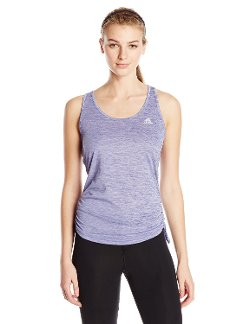 Adidas Performance - Twist Scrunch Tank