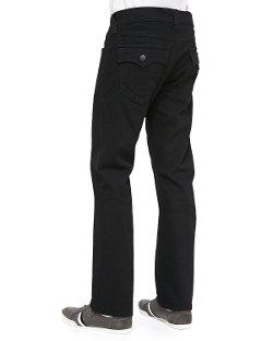 True Religion - Ricky Midnight Straight-Fit Jeans