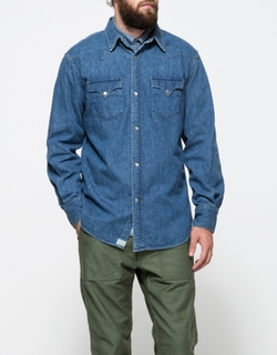 orSlow - Western Shirt