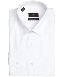 Alara - Egyptian Cotton Point Collar Dress Shirt