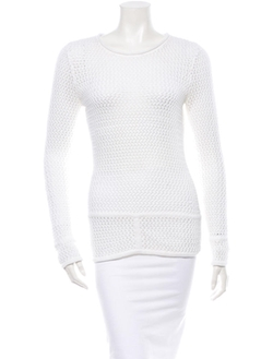 Yigal Azrouël - Open Knit Sweater
