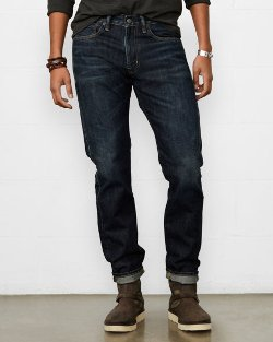 Ralph Lauren - Slim-Fit Ekins Jean