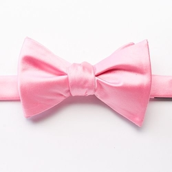 Bow Tie Tuesday - Solid Satin Bow Tie