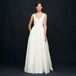 J.CREW - KARLIE BALL GOWN