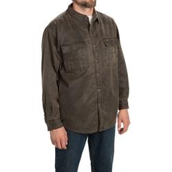 Stillwater Supply Co.  - Oilskin Shirt Jacket