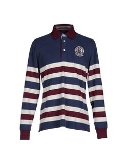 Galvanni - Long Sleeve Polo Shirt