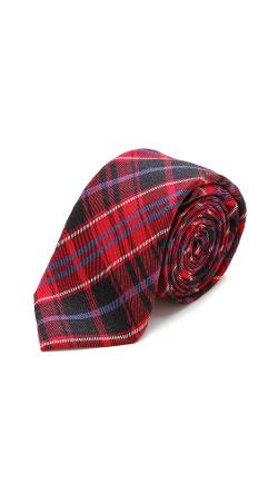 Alexander Olch  - The Fox Plaid Neck Tie
