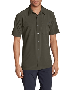 Eddie Bauer - Departure Short-Sleeve Shirt