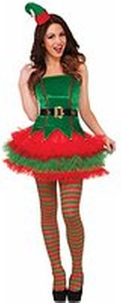 Faerynicethings  - Sassy Elf Costume