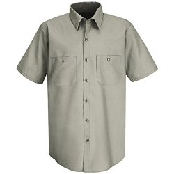Sammons Preston - Short Sleeve Cotton Work Shirts