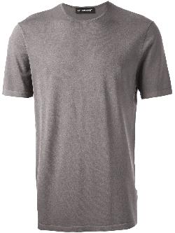 NEIL BARRETT - classic crew neck T-shirt