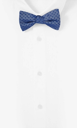 Express - Chambray Bow Tie