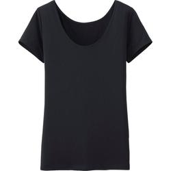 Uniqlo - Women Scoop Neck T-Shirt