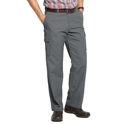 Croft & Barrow - Canvas Flat-Front Cargo Pants