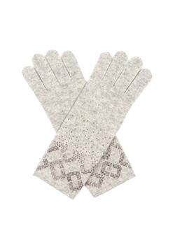 Diane Von Furstenberg - Wool & Cashmere Blend Gloves