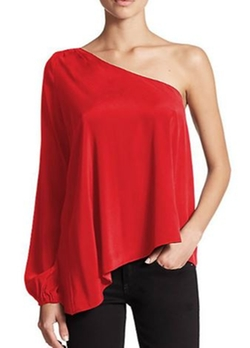 Ramy Brook - Kanye One-Shoulder Blouse
