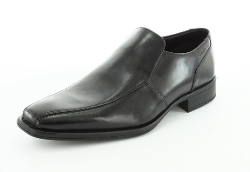 Clarks - Clarks Mens Flenk Step Slip-On Shoes