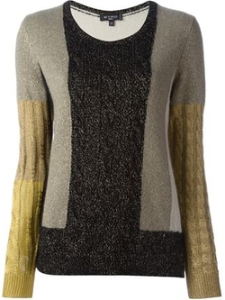 Etro   - Color Block Sweater