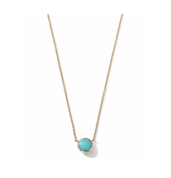 Ippolita  - 18K Gold Mini-Lollipop Birthstone Necklace