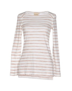 DKNY Pure - Striped T-Shirt