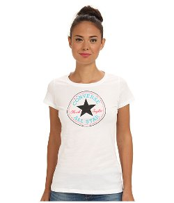 Converse  - Tricolor Chuck Patch Tee